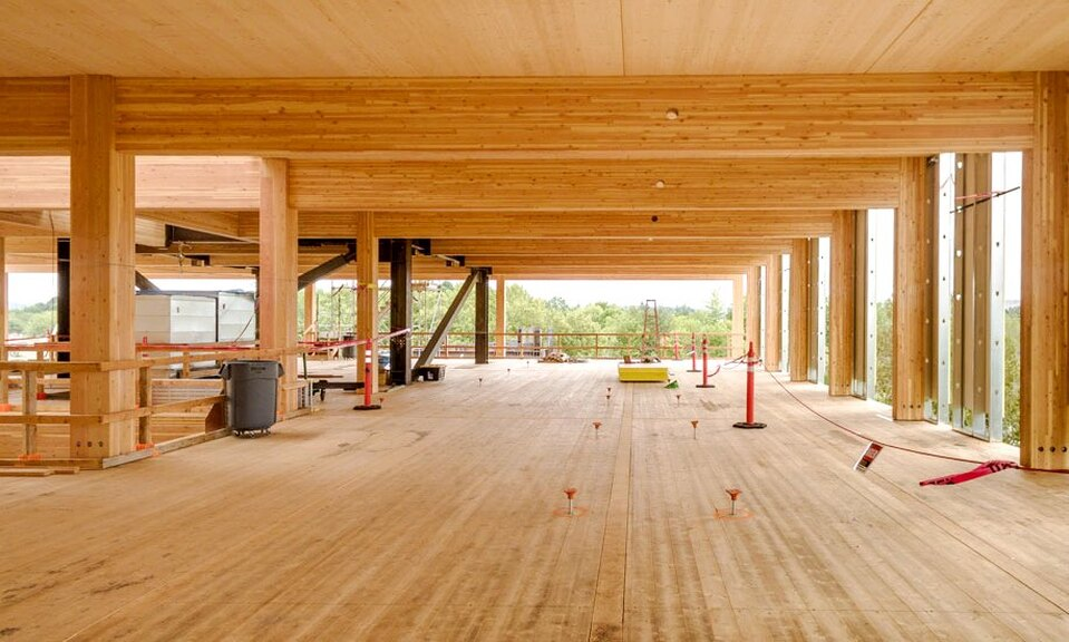 baseline specifications - mass timber construction - portland, oregon